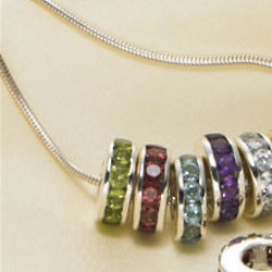 Birthstone Chain