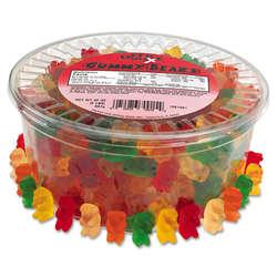 Gummy Bears Assorted Flavors Tub