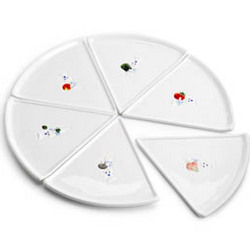 Pillsbury® Doughboy® Pizza Plates