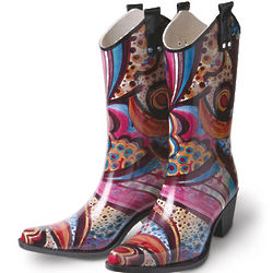 Cowboy Rain Boots