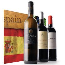 Tres Vinos Spanish Wine Gift Set