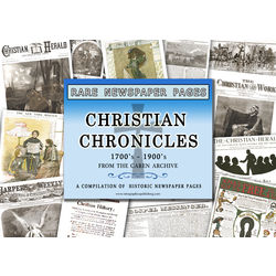 Christian Chronicles New York Times Compilation