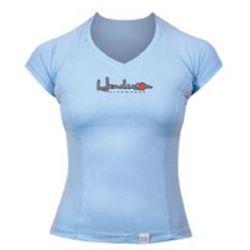 Women's Loose Fit Watershirt