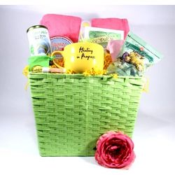 Healing In Progress Cancer Basket