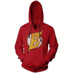 Retro Bazinga Hooded Sweatshirt