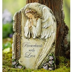 Angel Remembrance Plaque