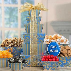 Get Well Treat Tower