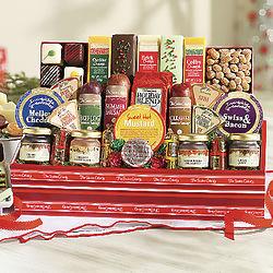 27 Holiday Favorites Food Gift Box