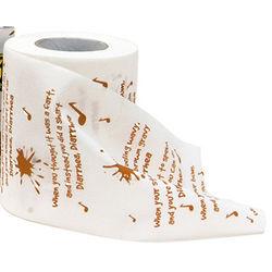 Diarrhea Song Toilet Paper