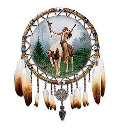 The Calling Native American Dreamcatcher