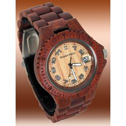 Men's Sandalwood Urban Sport Watch