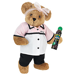 "15"" Bingo Teddy Bear"
