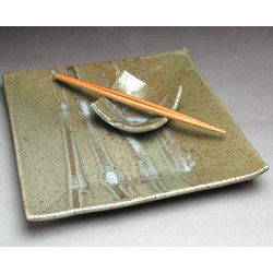 Handmade Ceramic Sushi Set