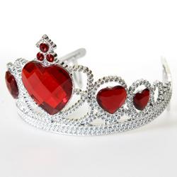 Queen of Hearts Tiara