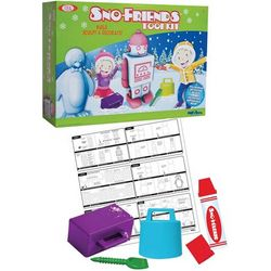 Sno Friends Snow Sculpture Tool Kit