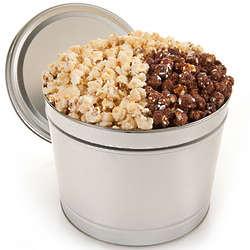 Island Paradise Popcorn Tin