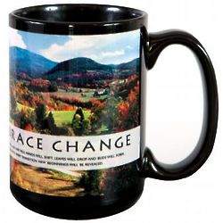 Embrace Change Seasons Mug