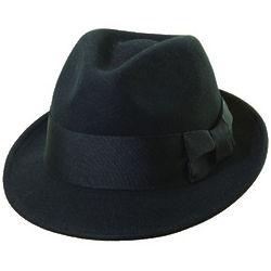 Black Sinatra Fedora