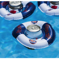 New York Mets Drink Floats