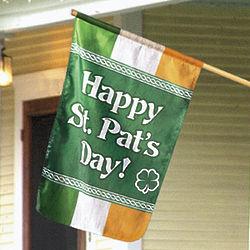 Large St. Patrick's Flag