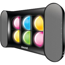 iGlow Pro Bluetooth Speaker with Dancing Lights