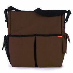 Skip Hop Duo Diaper Bag in Chocolate