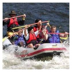Whitewater Rafting for Two - NY or PA