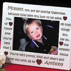 Mommy Valentine Frame