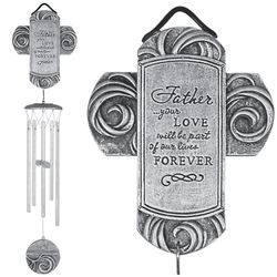 Loss of Father Memorial Wind Chime