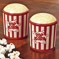 Popcorn Seasoning Shaker Set