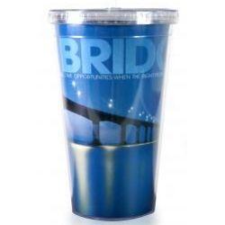 Be The Bridge Acrylic Straw Tumbler