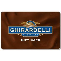 $25 Ghirardelli Gift Card