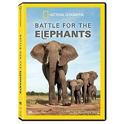 Battle for the Elephants DVD