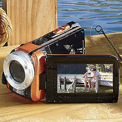 16MP HD Underwater Camcorder