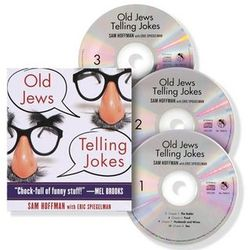 Old Jews Telling Jokes CDs