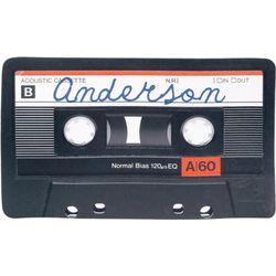Cassette Tape Personalized Doormat