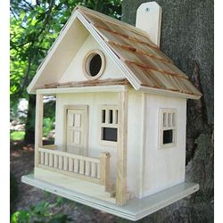 Natural Kottage Kabin Birdhouse