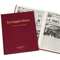 LA Angels Fan Personalized Team Book