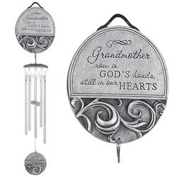 Loss of Grandmother Memorial Wind Chime