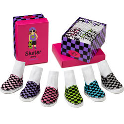 Skater Jenny Infant Socks