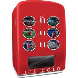 12-Can Vending Machine
