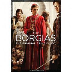 The Borgias First Season DVD