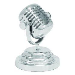 Casual Microphone Sculpture