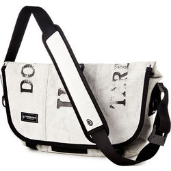 Upcycled Mail Sack Messenger Bag