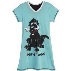 Bone Tired Dog Sleepshirt