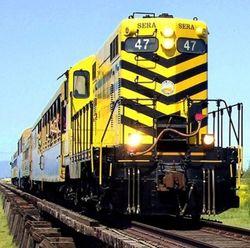 Sacramento Wild West Dinner Train Experience for 1