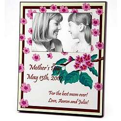 Cherry Blossom Mother's Day Picture Frame
