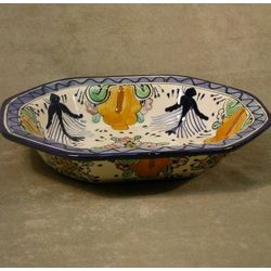 Dinner is Served Ceramic Dish