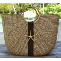 Half Moon XL Basket Bag
