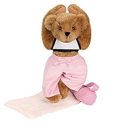 "15"" Yoga Teddy Bear"